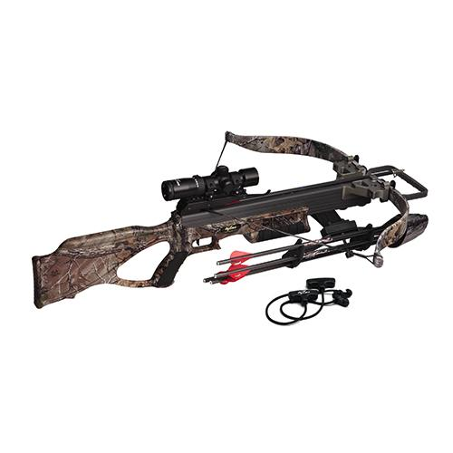 Matrix w/Tact-Zone Lite - 355-RT Xtra Camo