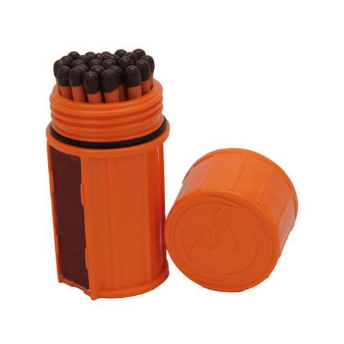 Storm Proof Match Kit - Orange