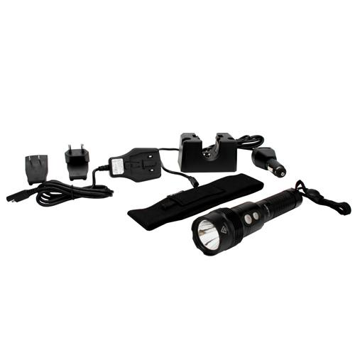 Fenix RC Series, Rechargeable,Black - 860 Lumen