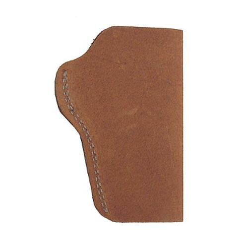 6 Waistband Holster - Natural Suede, Size 08, Left Hand